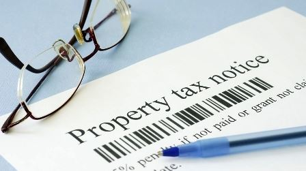 Property Tax Notice