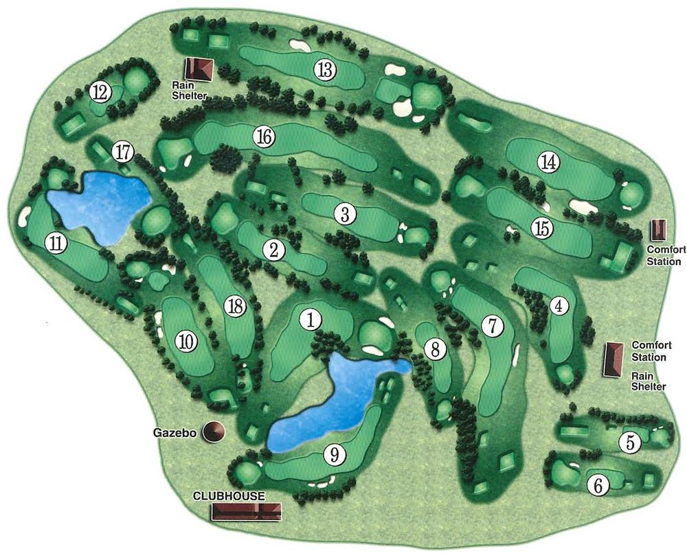 Taylor Meadows Course